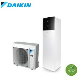 Siltumsūknis gaiss/ūdens - Daikin Altherma3 EHVH08S23+ERGA06DV