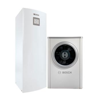 Bosch Compress AW-5 + AWMS gaiss-ūdens siltumsūkņis 5,3kW
