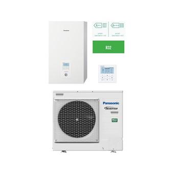 Panasonic Aquarea –  gaiss-ūdens siltumsūknis